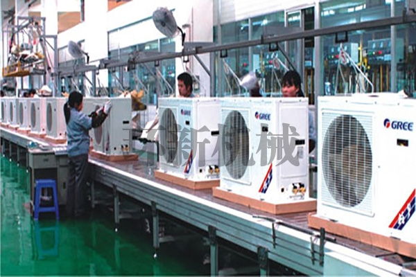 空调装配线