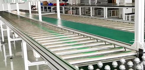 输送带设备厂家谈谈模块网带